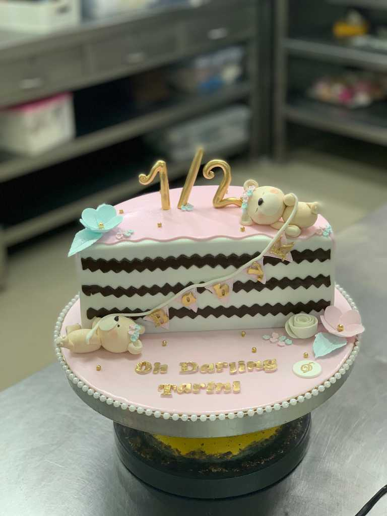 Order Custom 3d Kids Birthday Cakes Online Deliciae