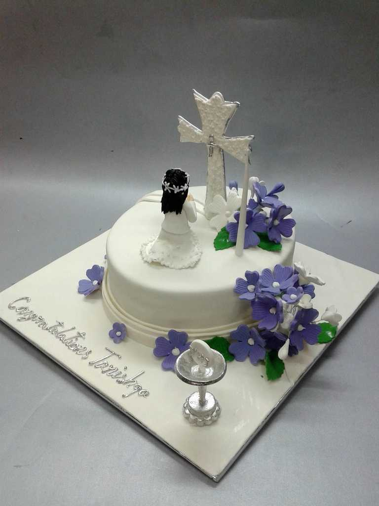 Communion & Christening Cakes